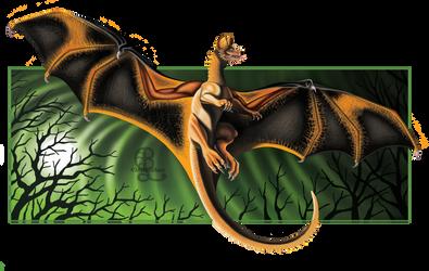 Painted Bat Dragon-Improved