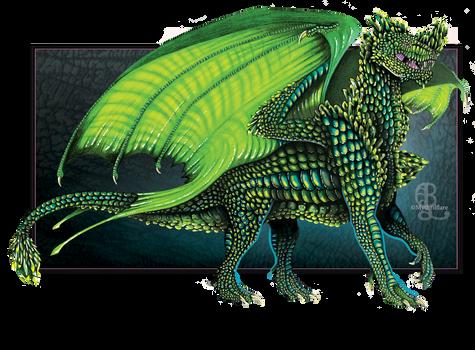 Emerald Queen Dragon