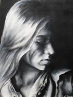 Self-portrait by slicha