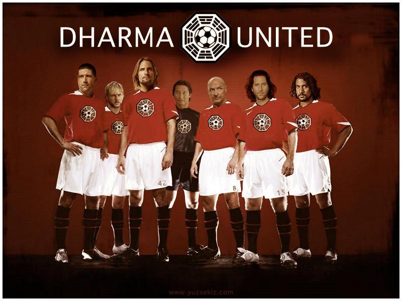 LOST Dharma United anitez