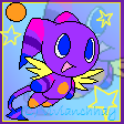 NiGHTS Chao Avatar by vivianchhay
