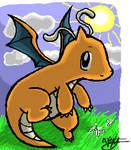 Dragonite collab