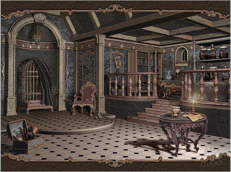 Victorian Interior By Lena Pikalova ...