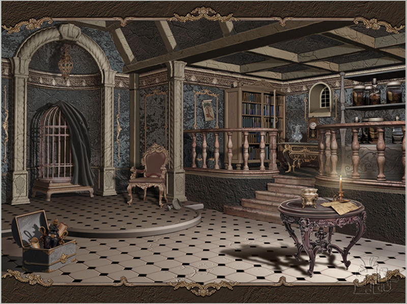 Victorian Interior By Lena Pikalova On DeviantArt