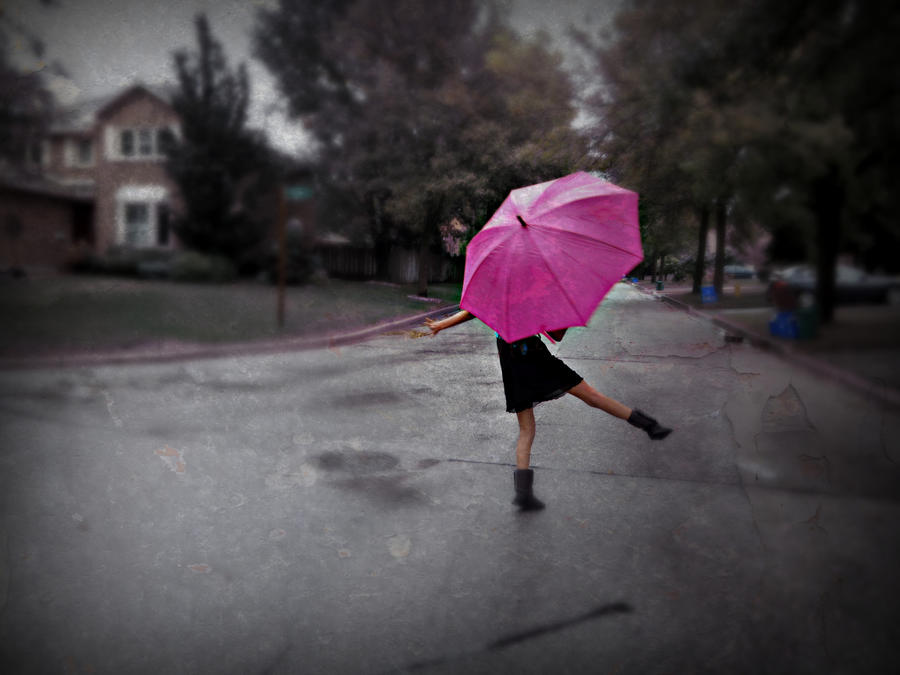 Dancing in the Rain by PHOBERSON on DeviantArt