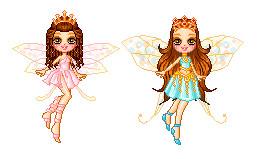 me n my sis as fairies by mrs-isabella-cullen