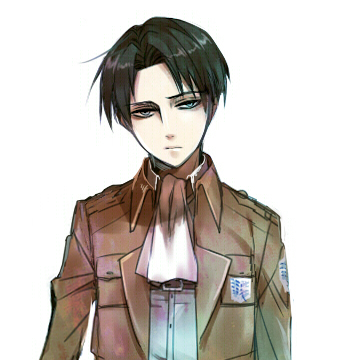 Levi x Adventurous Reader ~Different Approach~ by IntrovertNarwhal
