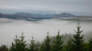 Misty Scottish Mountains 2 by lisalj76