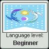 Equestrian language level Beginner