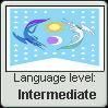 Equestrian language level Intermediate