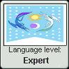 Equestrian language level Expert
