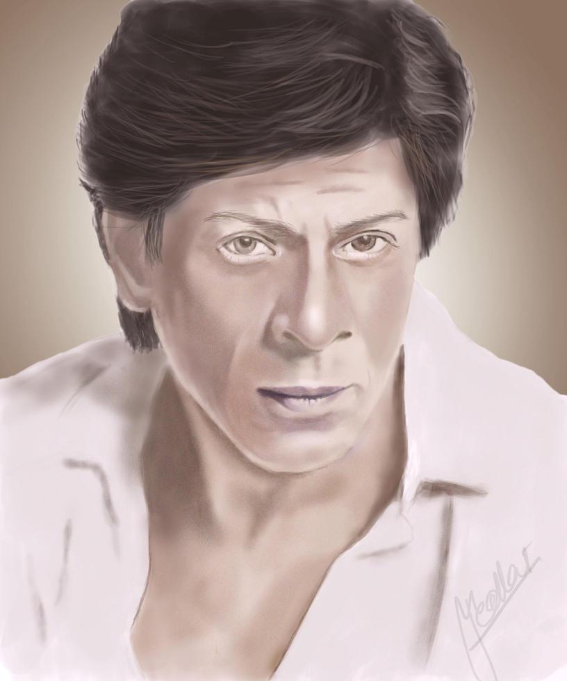 Shahrukh Khan by captainrizal