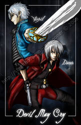 Devil May Cry - Dante, Virgil