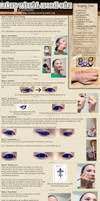 Tutorial: Drocell Cainz Makeup by Stealthos-Aurion