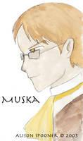 Muska from Laputa