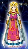 Princess Zelda again