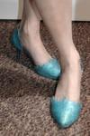 Frozen: Elsa Shoes