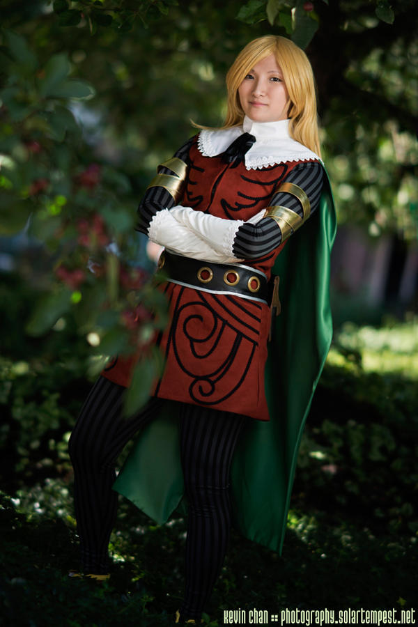 Odin Sphere: Cornelius 2 by Stealthos-Aurion
