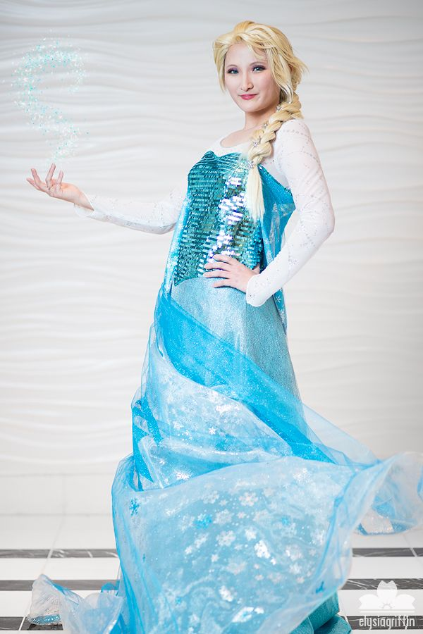 Frozen: Elsa 3 by Stealthos-Aurion
