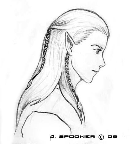 Legolas by Stealthos-Aurion