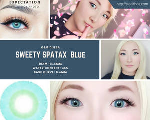 Sweety Spatax Blue review
