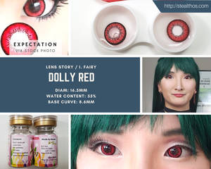 Lens Story Dolly Red review