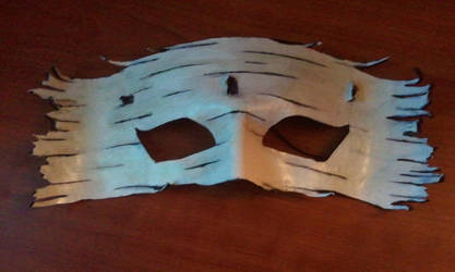 Birch Lord Mask