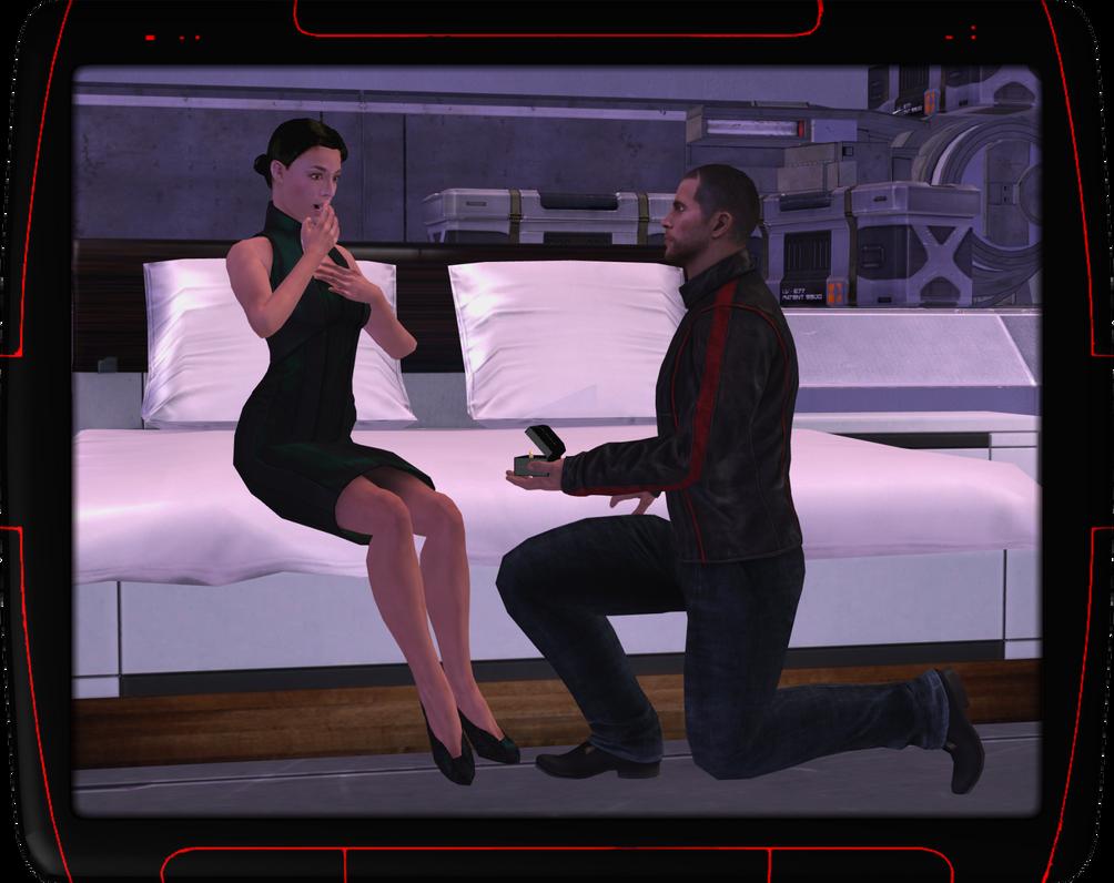Mass Effect - Proposal by Berserker79
