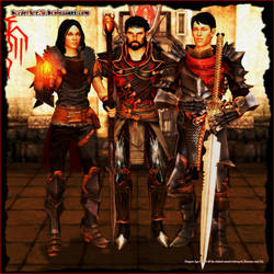 Dragon Age II: We Are The Champions