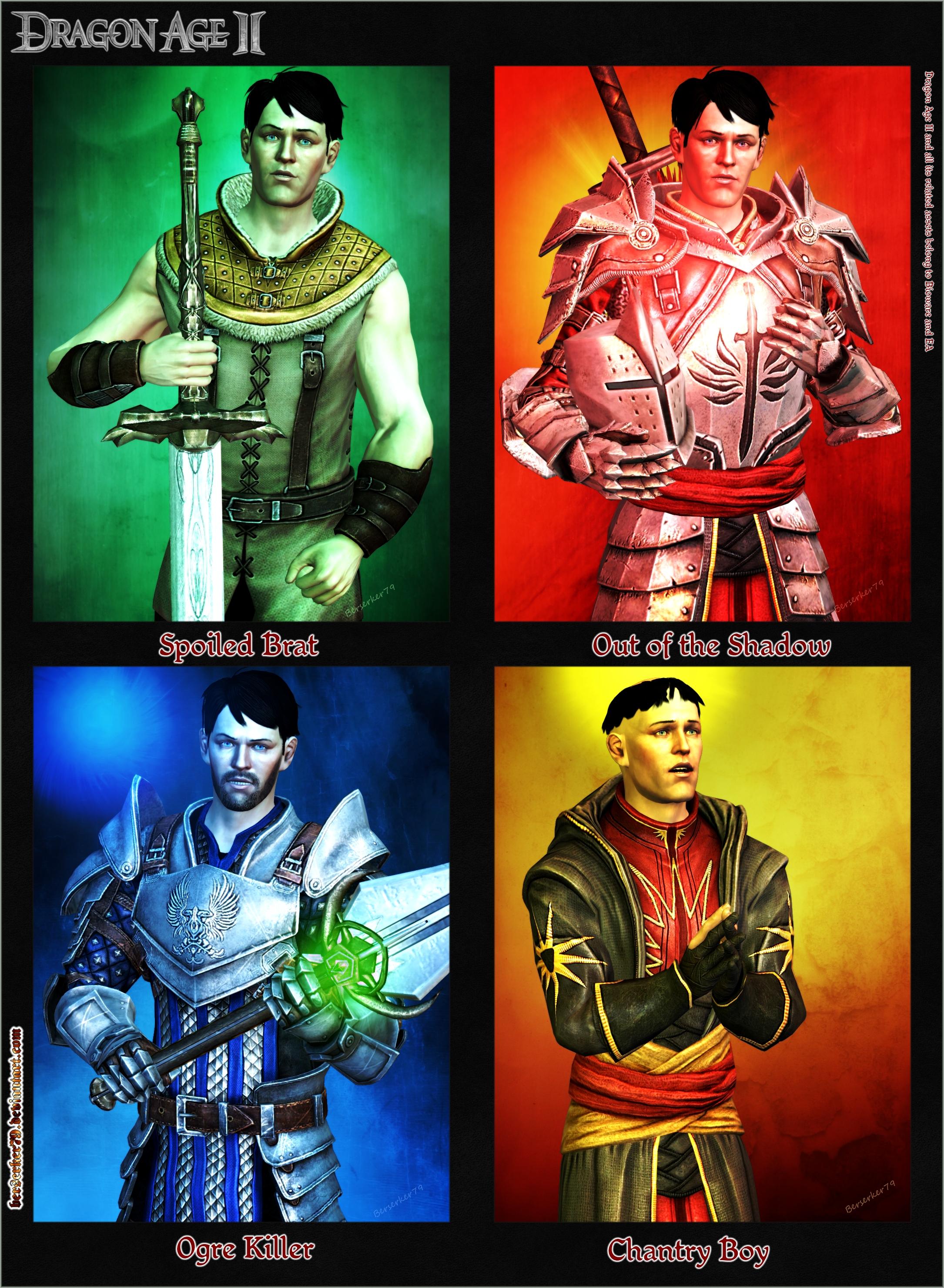 Dragon Age II: I Make My Own Destiny by Berserker79