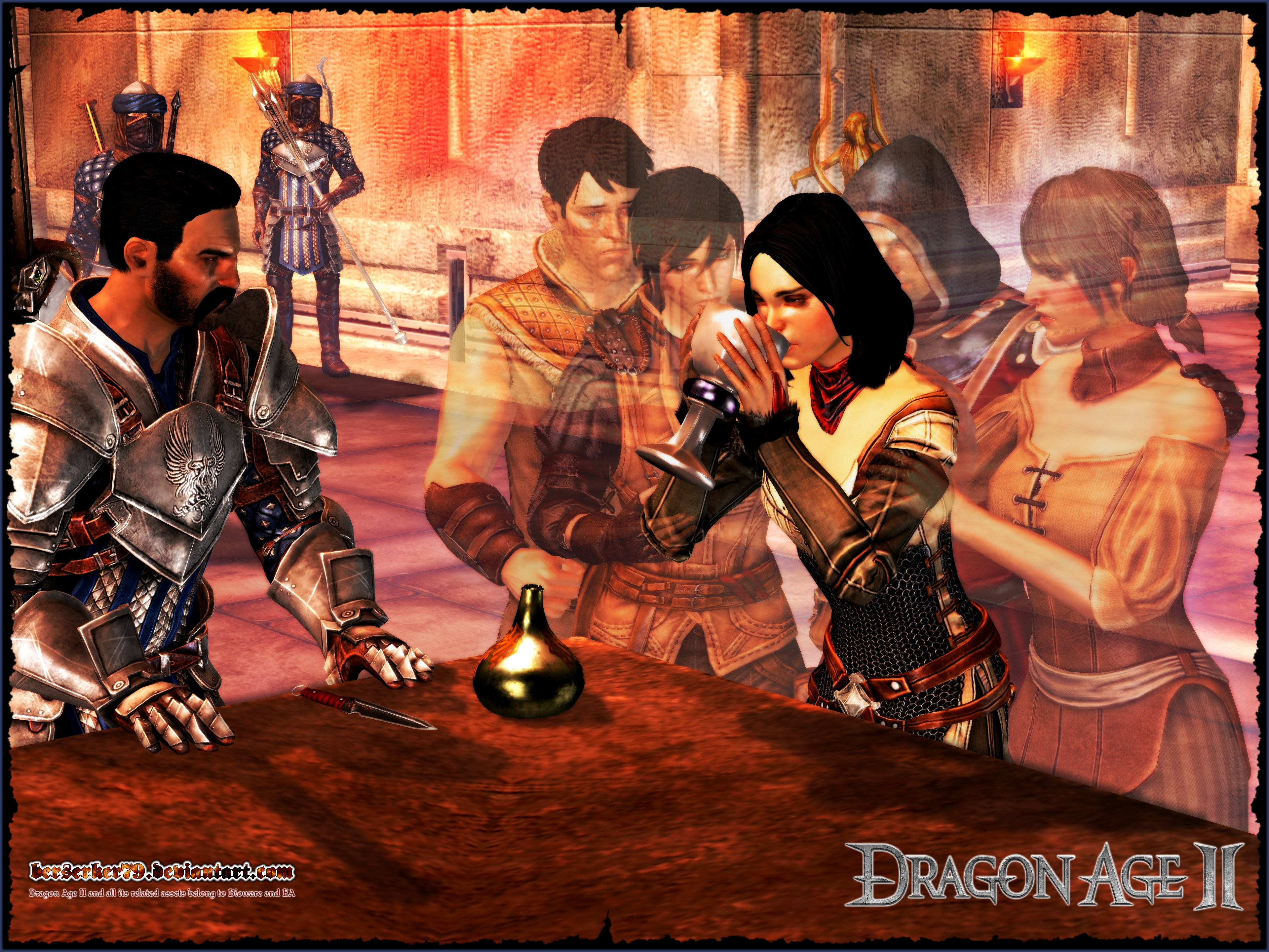 Dragon Age II: You Will Be Proud Of Me by Berserker79