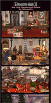 Dragon Age II Misc Props, Decorations and Grounds