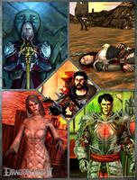 Dragon Age II: Unacceptable Losses (Garrett) by Berserker79