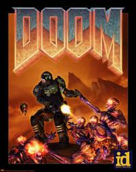 DooM Cover Art Remake