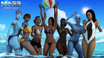 Mass Effect: Shore Leave - Shining Stars by Berserker79