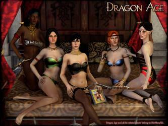 Dragon Age 2: Flowers of Kirkwall by Berserker79
