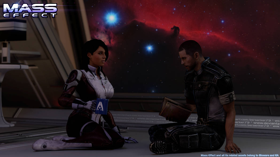 Mass Effect - To Sail Beyond the Sunset