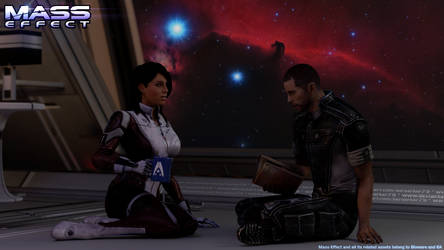 Mass Effect - To Sail Beyond the Sunset