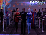 Mass Effect - Just Like the Old Days by Berserker79