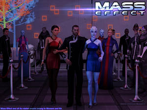 Mass Effect - Just Like the Old Days