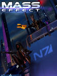 Mass Effect - Catch Me If You Can (Kasumi and Bau) by Berserker79
