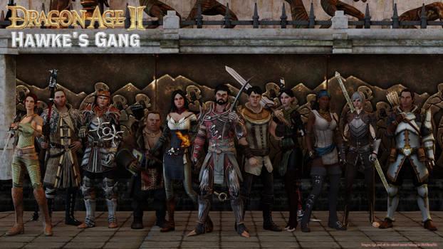 Dragon Age 2: Hawke's Gang