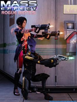 ME: Rogue Biotics - Chapter 9 scene: Firefight