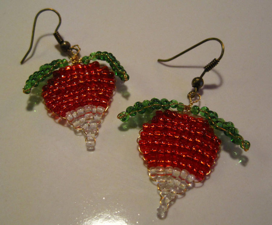 radish earrings lovegood s radish earrings 2 by pumpkindream on 6906