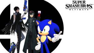 Super Smash Bros. Ultimate - SEGA and Atlus by Huynhjake2001