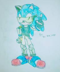 Cyberpunk Sonic Vol.3