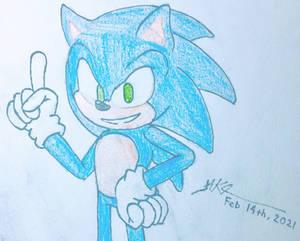 Movie Sonic B-day