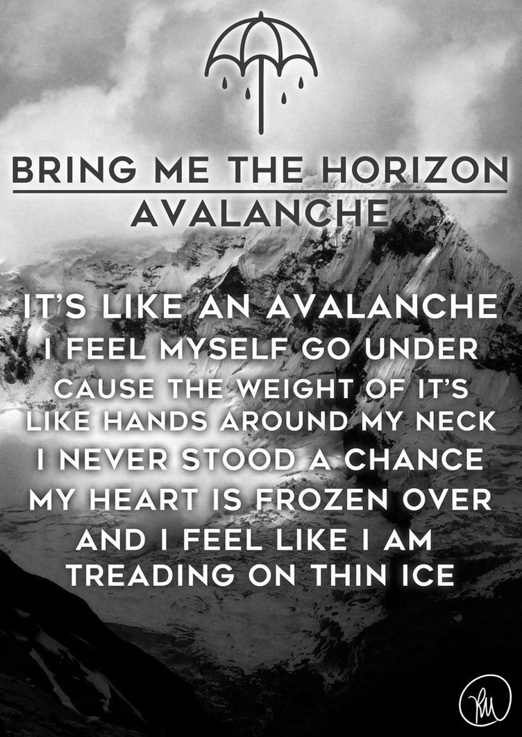 Nick Jonas - Avalanche Lyrics   MetroLyrics