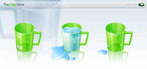 The cup icons