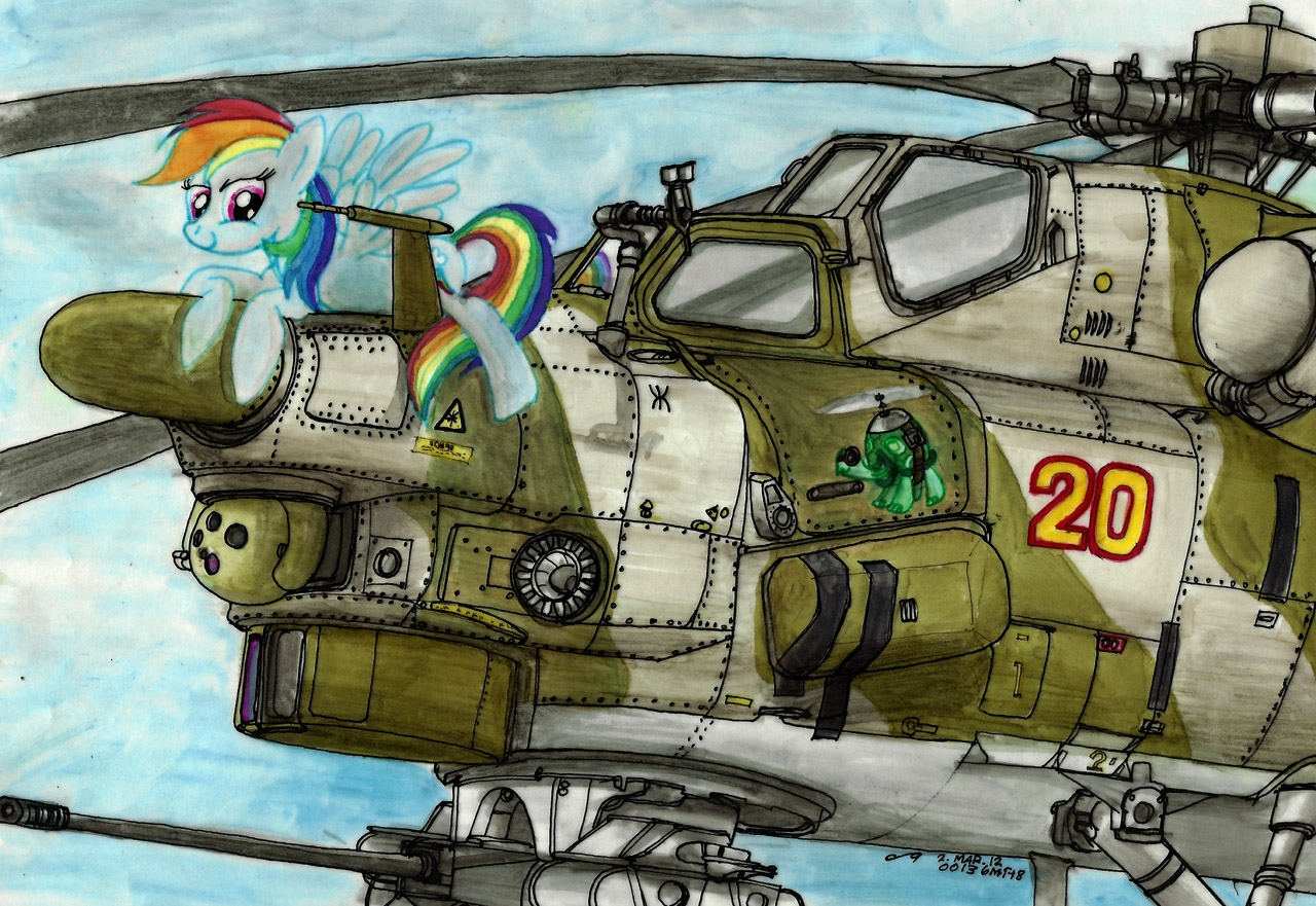 Dash And Tank by buckweiser